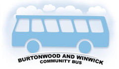 Burtonwood and Winwick Community Bus