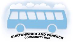 Burtonwood and Winwick Community Bus